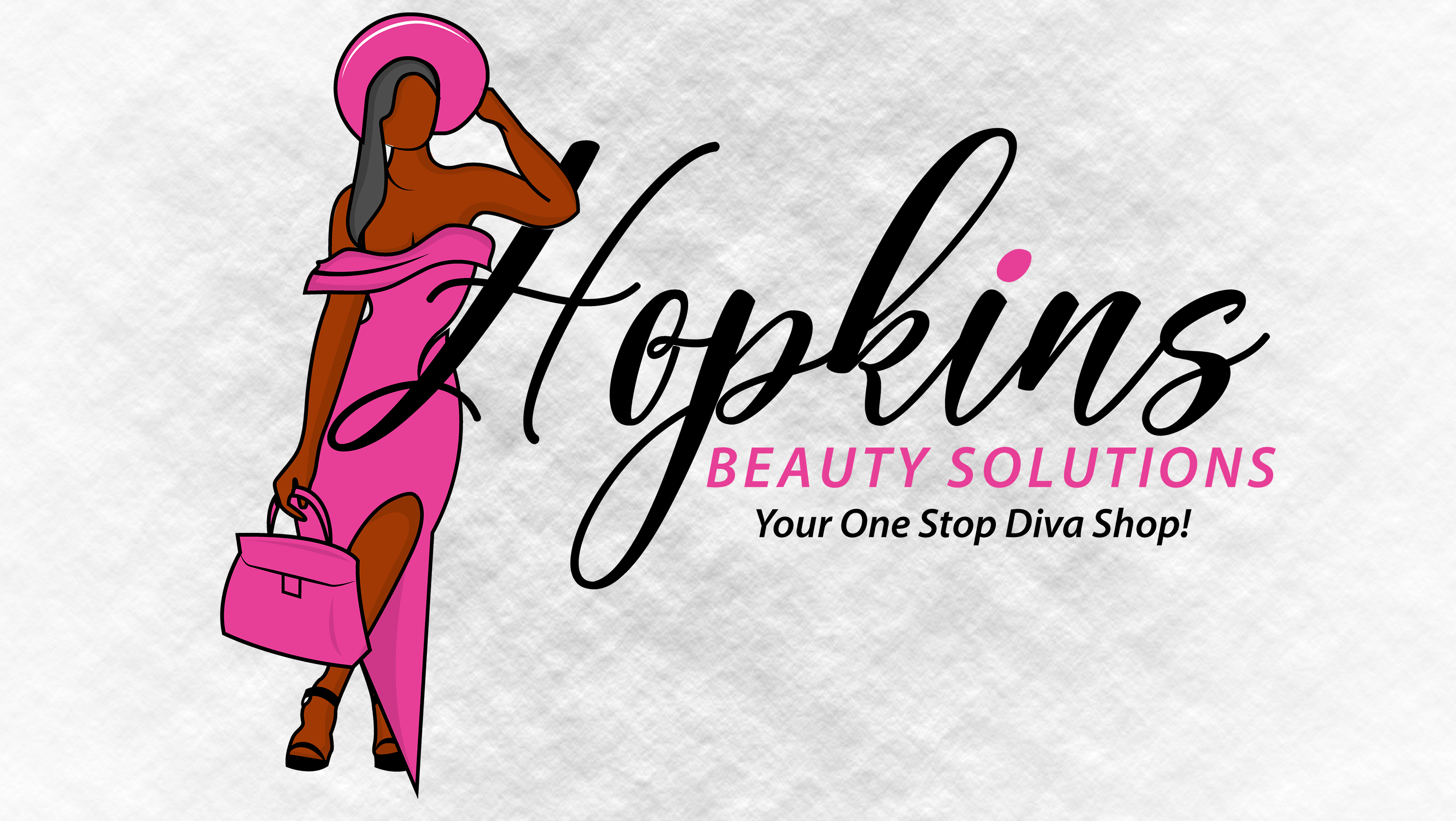 HOPKINS BEAUTY SOLUTIONS, Logo